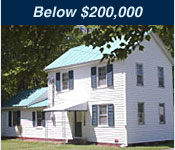 Virginia Homes below 200,000